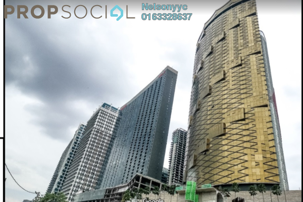 Office For Sale in Empire City, Damansara Perdana Freehold Unfurnished 0R/0B 9m