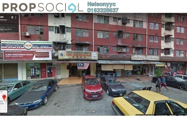 Shop For Sale in Desa Mentari, Bandar Sunway Freehold Unfurnished 0R/1B 750k