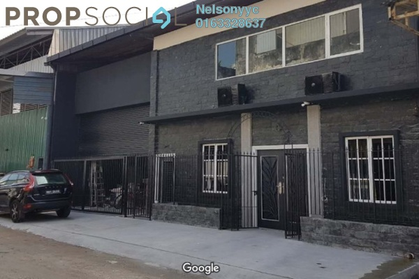 Factory For Sale in Subang Industrial Park, Subang Freehold Semi Furnished 0R/2B 2.8m