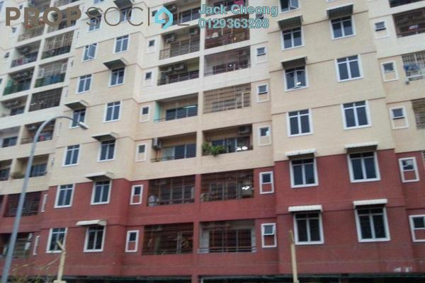 For Sale Apartment at Vista Perdana, Pandan Perdana Leasehold Unfurnished 3R/2B 280k