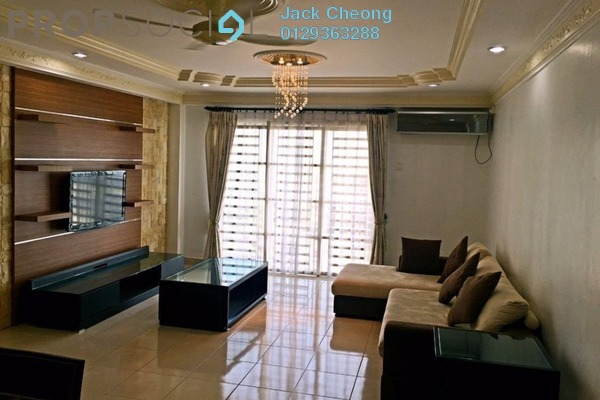 Condominium For Rent in Sea View Tower, Butterworth Freehold Unfurnished 3R/2B 1.4k