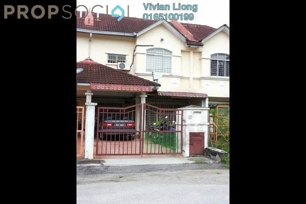 Terrace For Sale in 202 Desa Cahaya, Ampang Hilir Freehold Unfurnished 4R/3B 465k