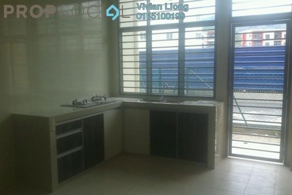 Terrace For Rent in Taman Puncak Saujana, Kajang Freehold Semi Furnished 4R/3B 1.35k