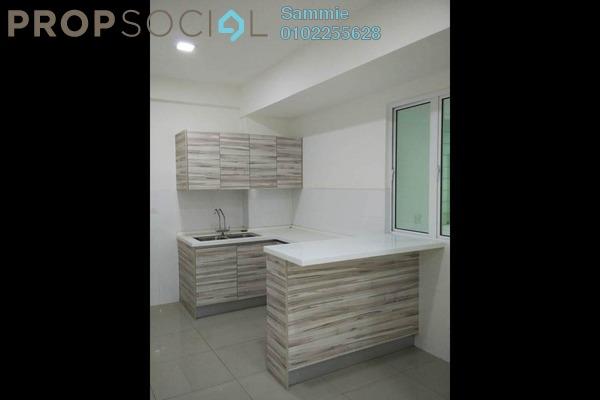 Condominium For Rent in Subang Parkhomes, Subang Jaya Freehold Semi Furnished 4R/3B 2.5k