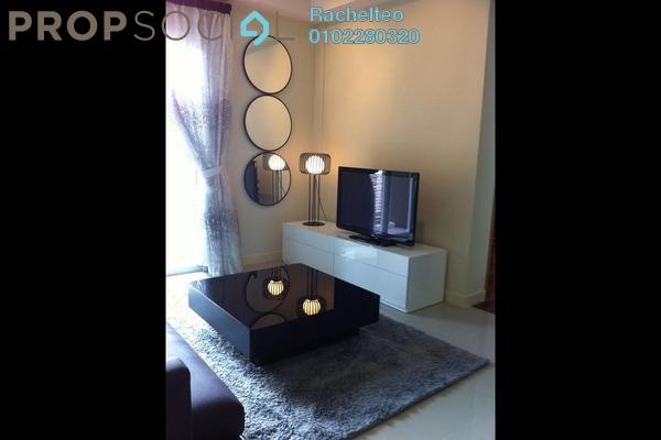 Serviced Residence For Sale in Gaya Bangsar, Bangsar Leasehold Fully Furnished 1R/1B 780k