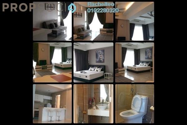Serviced Residence For Rent in Gaya Bangsar, Bangsar Leasehold Fully Furnished 1R/1B 2.8k