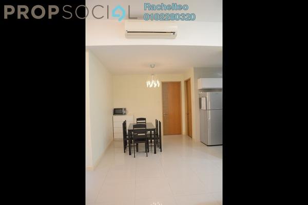 Serviced Residence For Rent in Gaya Bangsar, Bangsar Leasehold Fully Furnished 2R/2B 4k