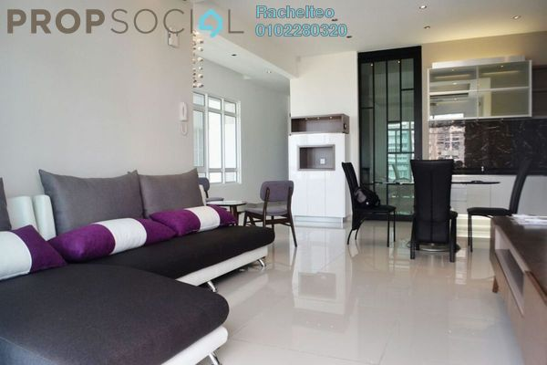 For Sale Condominium at Saville @ The Park, Pantai Freehold Fully Furnished 3R/2B 1.19m