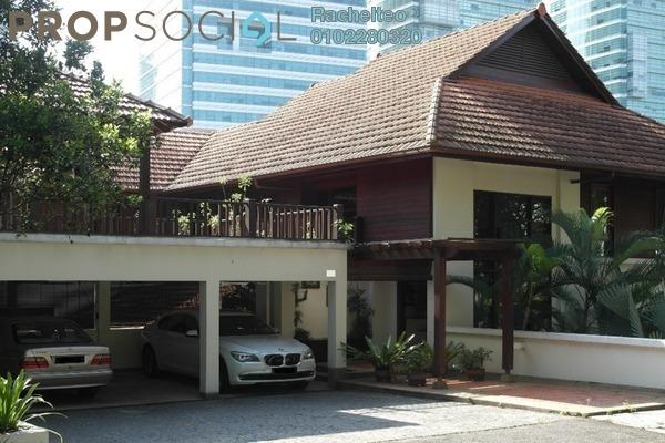 Bungalow For Sale in Sri Bukit Persekutuan, Bangsar Freehold Fully Furnished 4R/5B 8.1m