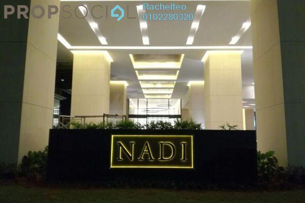 Condominium For Sale in Nadi Bangsar, Bangsar Freehold Semi Furnished 1R/1B 620k