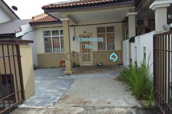 Terrace For Sale in Taman Lestari Permai, Bandar Putra Permai Freehold Unfurnished 4R/2B 385k