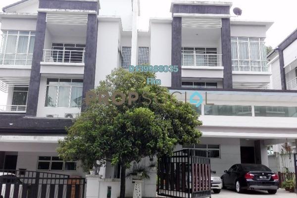Semi-Detached For Sale in Siarah Oakleaf, Bukit Antarabangsa Freehold Semi Furnished 6R/5B 1.6m