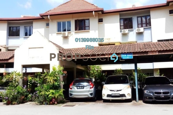Condominium For Sale in Sri Ayu, Setiawangsa Freehold Semi Furnished 4R/3B 650k