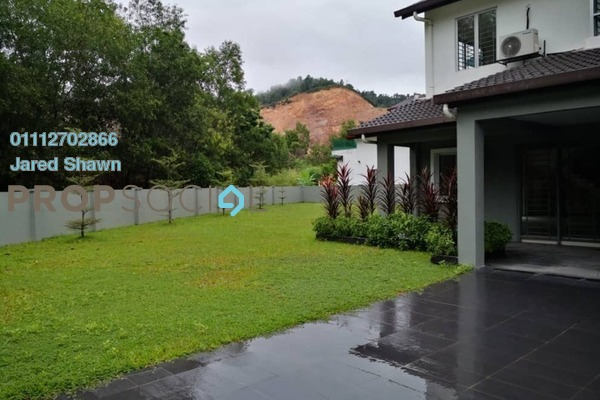 Bungalow For Rent in Puncak Perdana, Shah Alam Freehold Semi Furnished 4R/3B 2k