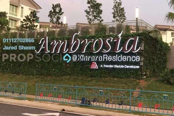 Bungalow For Sale in Taman Damai Utama, Bandar Kinrara Freehold Semi Furnished 8R/8B 3.9m