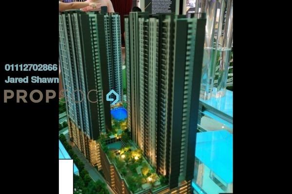 Condominium For Sale in 121 Residences, Petaling Jaya Freehold Unfurnished 2R/2B 450k
