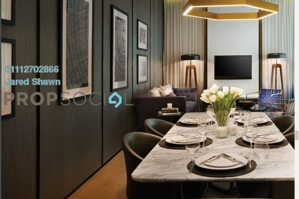 Condominium For Sale in YOO8 serviced by Kempinski @ 8 Conlay, KLCC Freehold Fully Furnished 1R/1B 2.54m