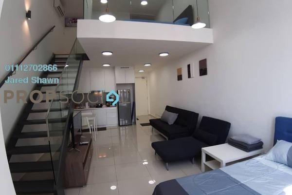 Duplex For Rent in EkoCheras, Cheras Freehold Fully Furnished 0R/0B 2.3k