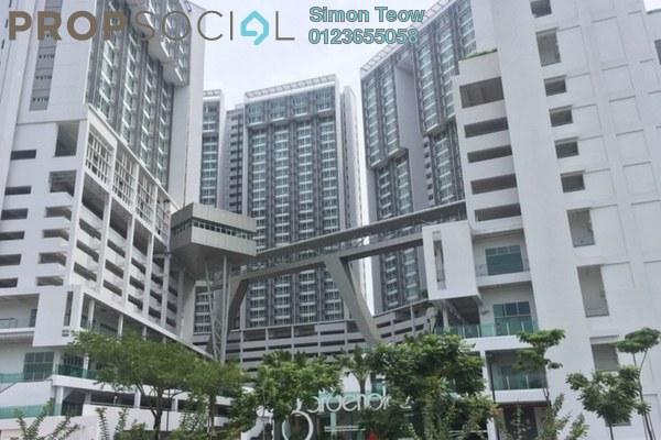 Condominium For Rent in Garden Plaza @ Garden Residence, Cyberjaya Freehold Fully Furnished 2R/2B 1.6k