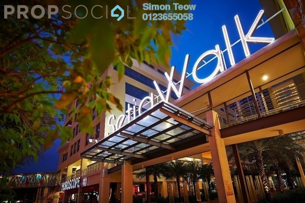 Serviced Residence For Sale in Setia Walk, Pusat Bandar Puchong Freehold Semi Furnished 3R/2B 668k