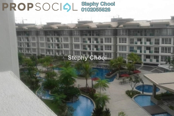 Condominium For Sale in Impian Heights, Bandar Puchong Jaya Freehold Fully Furnished 3R/2B 420k