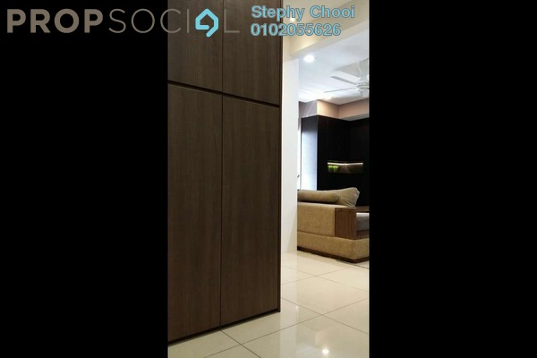 Condominium For Sale in First Residence, Kepong Leasehold Fully Furnished 3R/3B 839k