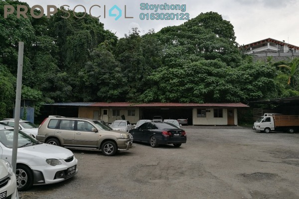 Land For Rent in Taman Cheras Permai, Batu 9 Cheras Freehold Semi Furnished 2R/2B 6k