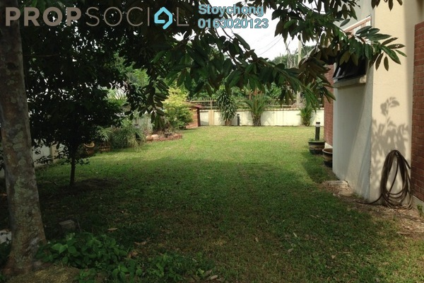 Bungalow For Rent in Lagenda Mas Villa, Jalan Ipoh Freehold Semi Furnished 7R/5B 6k