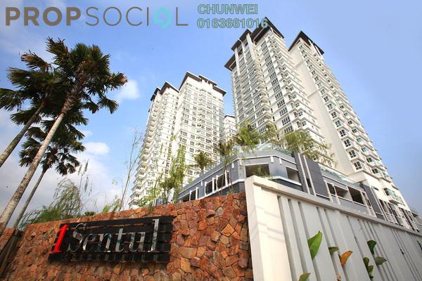 Condominium For Rent in 1Sentul, Sentul Freehold Fully Furnished 3R/2B 2k