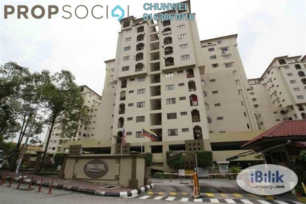 Condominium For Rent in Prisma Cheras, Cheras Freehold Fully Furnished 1R/1B 1.2k