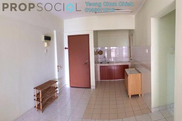 Apartment For Rent in Pelangi Damansara, Bandar Utama Leasehold Unfurnished 3R/2B 1k