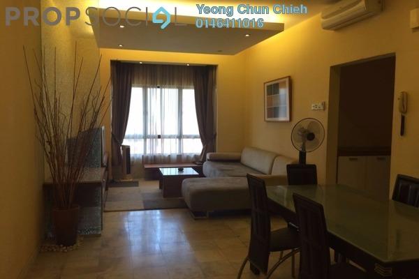 Condominium For Sale in Sunway Sutera, Sunway Damansara Leasehold Fully Furnished 3R/2B 665k