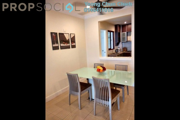 Condominium For Rent in Surian Condominiums, Mutiara Damansara Freehold Fully Furnished 3R/2B 3.2k