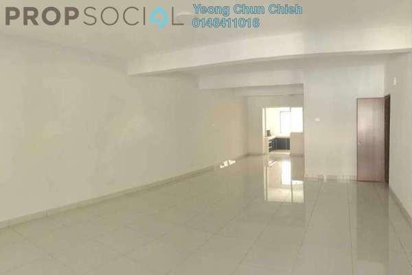 Terrace For Sale in BU12, Bandar Utama Freehold Semi Furnished 4R/3B 1.22m