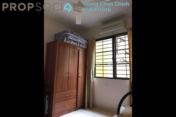 Apartment For Rent in SD Apartment II, Bandar Sri Damansara Freehold Semi Furnished 3R/2B 1.1k