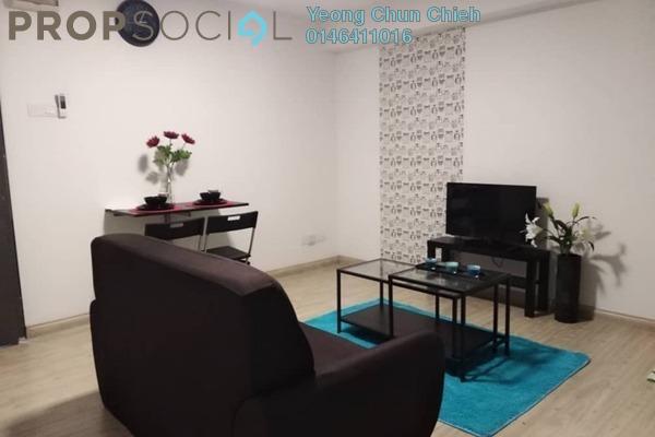 Condominium For Rent in Empire City, Damansara Perdana Freehold Fully Furnished 0R/1B 1.2k