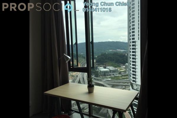 Condominium For Rent in Empire Damansara, Damansara Perdana Freehold Fully Furnished 0R/1B 1.1k