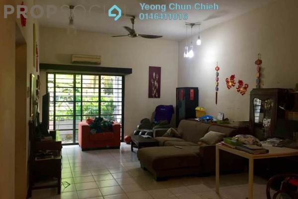 Townhouse For Sale in Parkville Garden Townhouse, Sunway Damansara Freehold Semi Furnished 3R/3B 870k