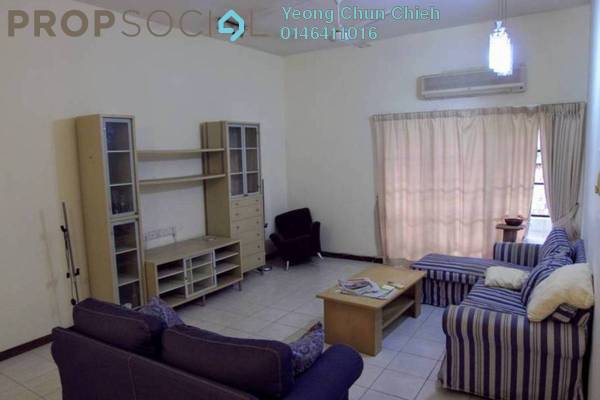 Townhouse For Rent in Parkville Garden Townhouse, Sunway Damansara Freehold Fully Furnished 3R/3B 2.8k