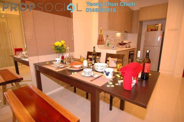 Condominium For Rent in BayBerry Serviced Residence @ Tropicana Gardens, Kota Damansara Freehold Fully Furnished 1R/1B 3k