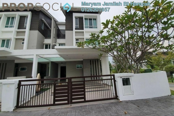 Terrace For Sale in Tiara South, Semenyih Freehold Unfurnished 5R/4B 680k