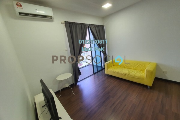 Condominium For Rent in Silk Sky, Balakong Freehold Fully Furnished 3R/2B 1.55k