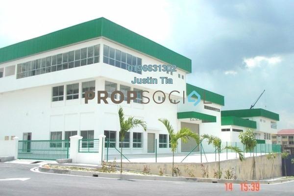 Factory For Rent in Taman Shamelin Perkasa, Cheras Freehold Semi Furnished 0R/0B 21.4k