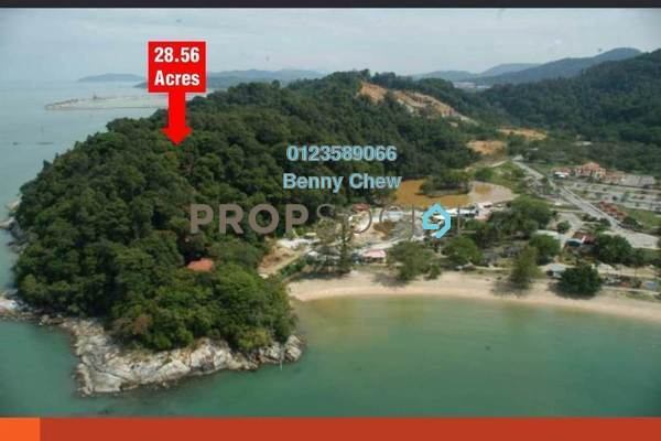For Sale Land at Teluk Batik Holiday Apartment, Lumut Freehold Unfurnished 0R/0B 12.5m