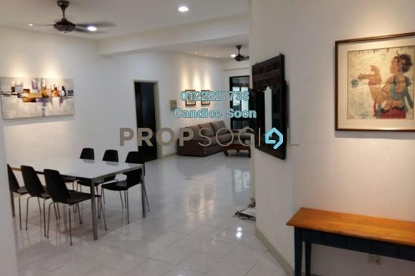 Condominium For Sale in Angkasa Impian 2, Bukit Ceylon Freehold Fully Furnished 3R/2B 599k