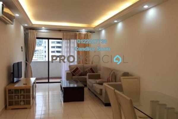 Condominium For Sale in Angkasa Impian 2, Bukit Ceylon Freehold Fully Furnished 4R/3B 660k