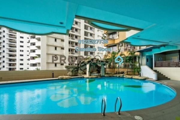 Condominium For Sale in Mutiara Villa, Bukit Ceylon Freehold Fully Furnished 2R/2B 588k