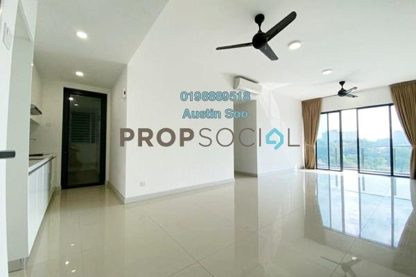 Condominium For Rent in Bora Residences, Danga Bay Freehold Semi Furnished 2R/2B 1.4k