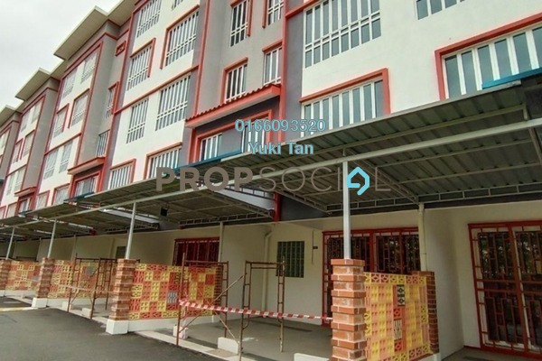 Townhouse For Sale in Taman Desa Cheras, Alam Damai Freehold Unfurnished 3R/3B 369k