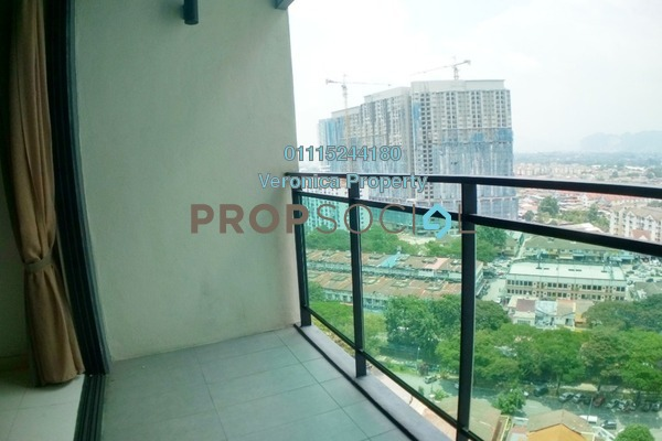 Condominium For Sale in 100 Residency, Setapak Freehold Fully Furnished 4R/3B 891k